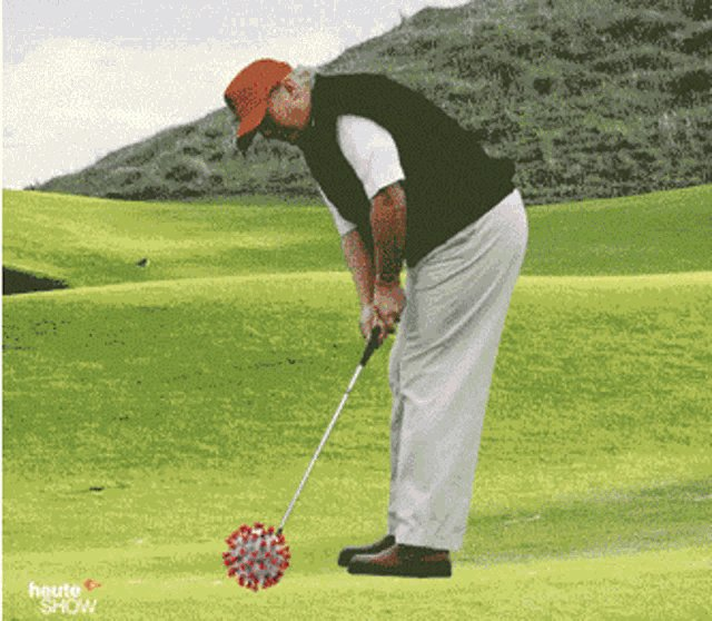 @cnnbrk Nearly 100,000 Americans are dead because of his incompetence... and he's golfing. https://t.co/n6LtyjmJaV