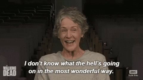 Happy birthday to the one and only Melissa McBride!