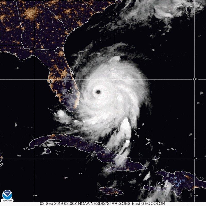 Global warming is making hurricanes stronger https://t.co/VoGrzu43NE  #HurricaneDorian https://t.co/7QjVM5f1V9