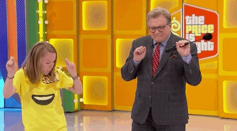 The Price is always right with him! Happy Birthday to the one and only Drew Carey!