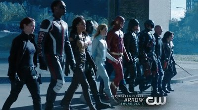 Yo I'll be honest... if #CrisisOnEarthX Was a film it would probably be one of my favorite movies ever made. https://t.co/aT7bTeQsAq
