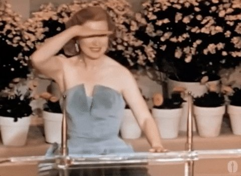 looking where are you GIF by The Academy Awards