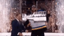 @NHLonNBCSports @StLouisBlues Could this happen again?...Hell yeah it could! Blues all the way! #stlblues #LetsGoBlues #WeAllBleedBlue