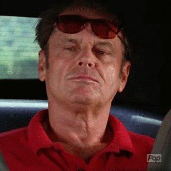 Jack Nicholson Sunglasses GIF by Pop TV