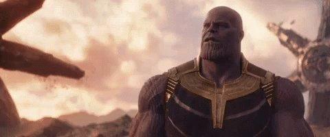 Thanos Fingers Thanos Elias GIF
