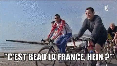 C'EST BEAU LA FRANCE, HEIN ...