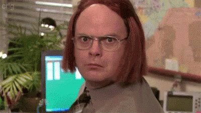 #IfIWorkedAtDunderMifflin I would carry on a secret identity and see how well I could pull it of. https://t.co/I7lYWryRZO