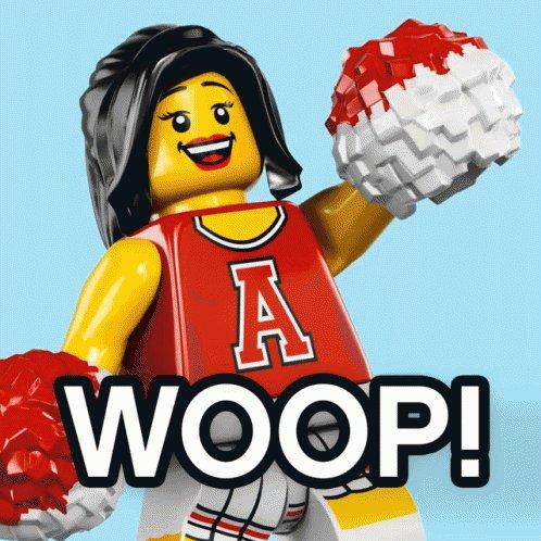 Woop Lego GIF