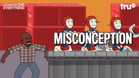 adam ruins everything Misconception GIF by truTV