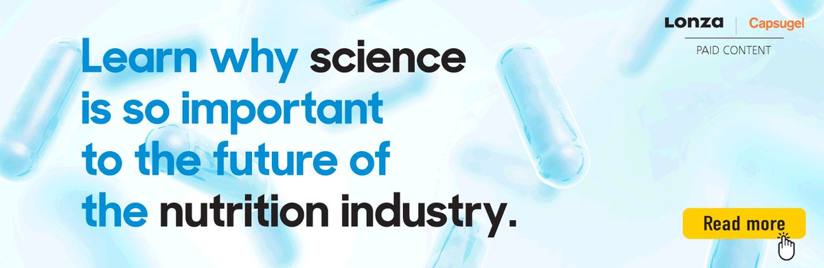For Lonza Capsugel, innovation, science and technology power tomorrow's health solutions. #paid @CapsugelNews ow.ly/bkhY50zW7Hb