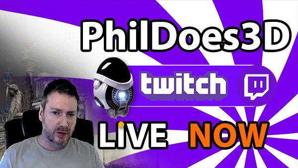 🔴 LIVE NOW - Pushing Polys & Painting Pixels on Twitch  📺 -    🖊️ All work & no play .. Creating the study for 'The House In The Hollow' game in 3DS Max & Substance Painter.  #3DSmax #SubstancePainter #twitchcreates #live #twitch #3D #UE4