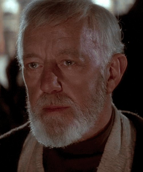 takes a #liking 2 becoming #ObiWanKenobi... Can't hate it any more than #AlecGuiness did 😉 #WWE #RAW