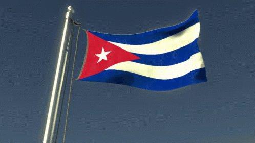 Cuba Flag GIF