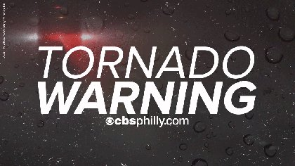 @CBSPhilly's photo on Tornado Warning