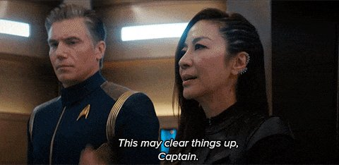 star trek discovery GIF by CBS All Access