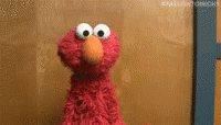 Elmo Shrug GIF