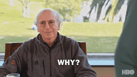 Episode 5 Seriously GIF by Curb Your Enthusiasm