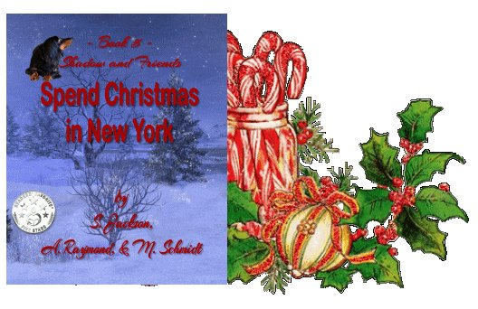 """""""Dogs and squirrels decorating Central Park trees! Fun book for kids!""""  #RPBP #BookBoost #picturebooks #kidlit  #ChildrensBooks #IARTG #Christmas #magical #kids_books #fairytale #boostmybook #amreading #fantasy #RodentRoadAdventures"""