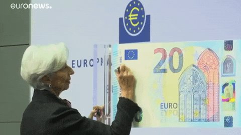 Euro Signing GIF by euronews