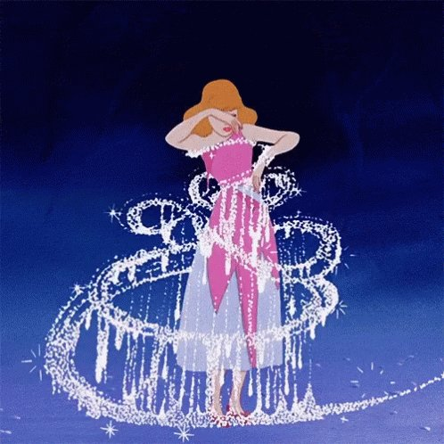 Why isn't real life like Disney? Just watched the original #Cinderella animation and man if I had a fairy godmother who could magic me up a horse, carriage and amazing ballgown right now.... pic.twitter.com/GMbOfEF8K1