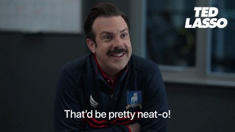 Jason Sudeikis Ted GIF by A...