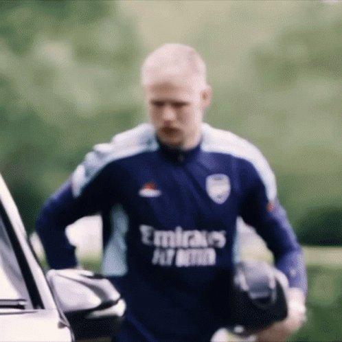 Arsenal Aaron Ramsdale GIF