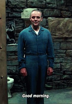 Hannibal Lecter Silence Of The Lambs GIF