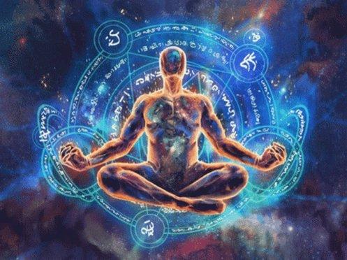 Meditation Meditate GIF