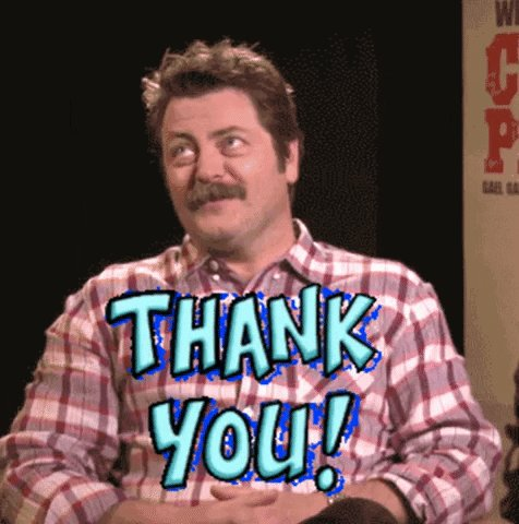 Funny Thank You GIF by MOODMAN