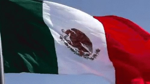 Mexico Flag GIF