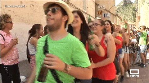 Castilla-La Mancha Dance GIF by CMM_es