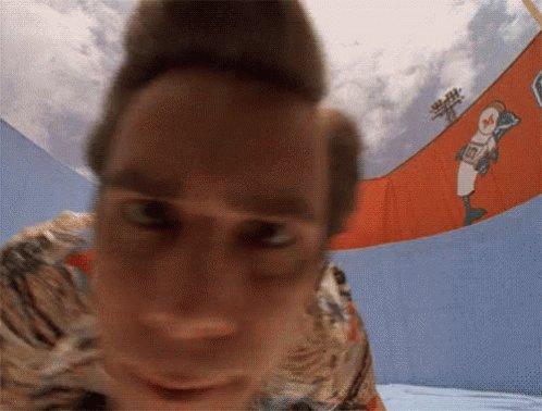 Look Jim Carrey GIF