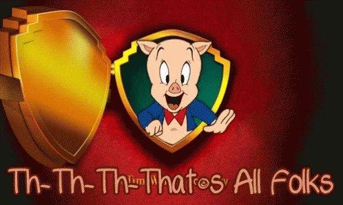 Porky Pig GIF