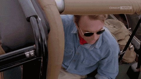 Excited Jurassic Park GIF