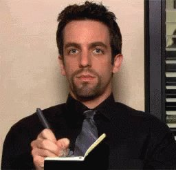 Noted The Office GIF