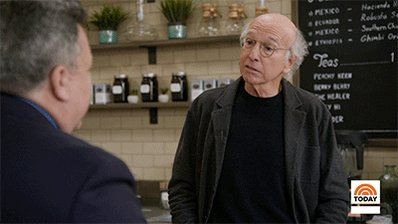 Is That So Season 10 GIF by Curb Your Enthusiasm
