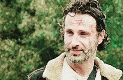 Happy birthday to the legendary Rick Grimes himself, Mr. Andrew Lincoln!