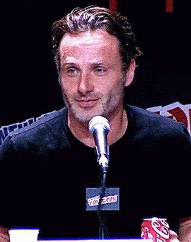 Happy birthday to the dilfiest of all dilfs Andrew Lincoln