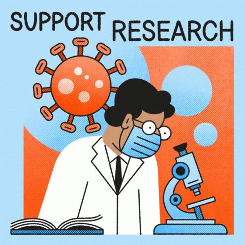 Support Research Doctor GIF