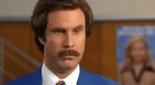 Its Science Anchorman GIF