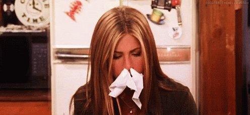 Jennifer Aniston Tissue GIF