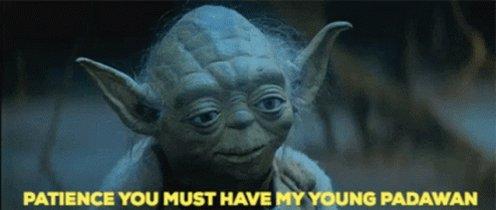 Yoda Patience GIF