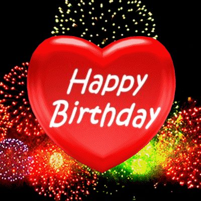 Happy birthday xxx