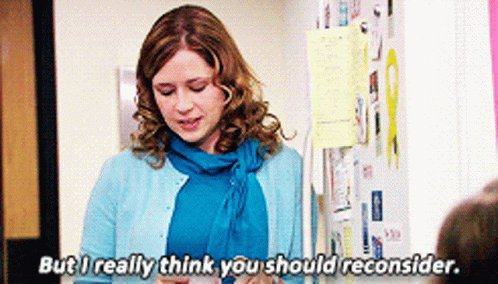 The Office Pam Beesly GIF