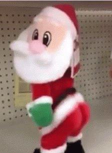 Santa Santa Claus GIF