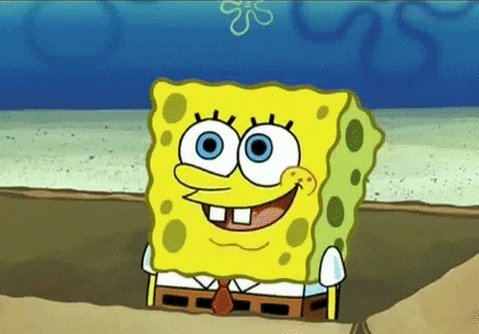Spongebob Stay Home GIF by INTO ACTION