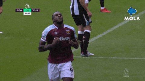 Happy Premier League GIF by MolaTV