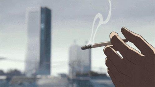 Chill Smoke GIF