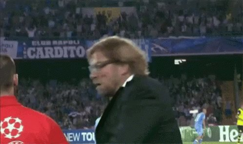 @KennethWPratt Me as well but Klopp can go full lunatic sometime. Hopefully Milly acted as a wise man https://t.co/pwgifhFApz