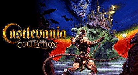 Castlevania Anniversary Collection (S) $4.99 via eShop.
